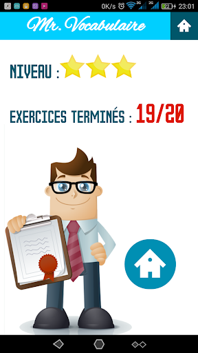 Mr. Vocabulary: French words for PC