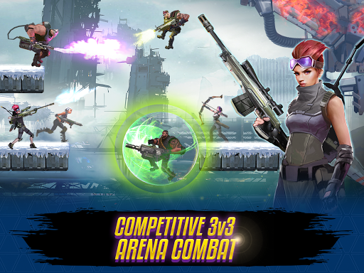 Mayhem - PvP Multiplayer Arena Shooter 1.26.0 screenshots 7