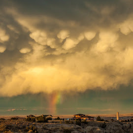 Colorado by Nic Evennett - Landscapes Cloud Formations