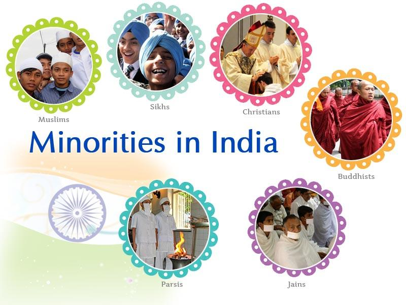 Image result for minorities in india