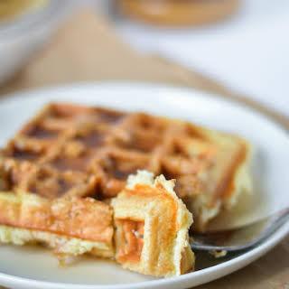 5-Ingredient Waffles.