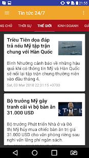 Download free Tin tức 24/7 for PC on Windows and Mac apk screenshot 11