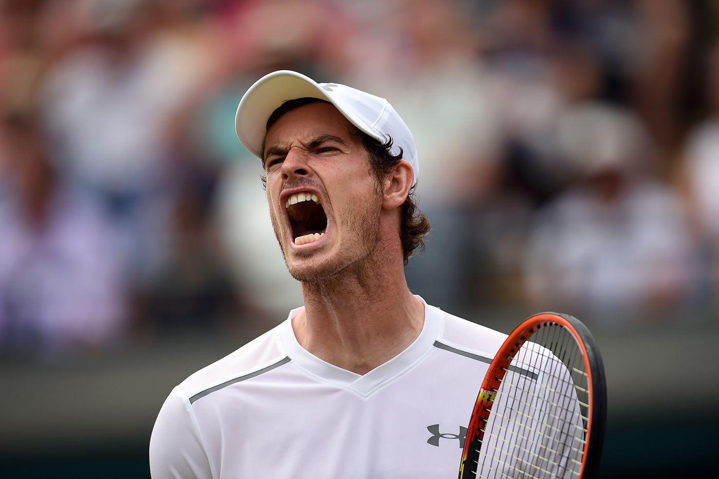 Các quy định về quần vợt thực sự quy định rằng la hét quá mức có thể khiến người chơi mất điểm
