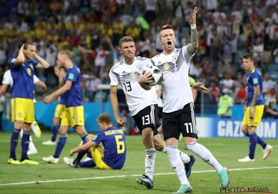 Marco Reus a été élu Joueur Allemand de l'Année