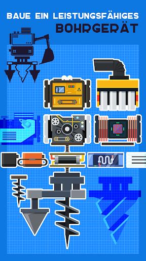 Drilla — crafting game APK MOD screenshots 2