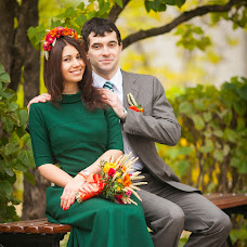Wedding photographer Evgeniy Evstifeev (evev). Photo of 18.11.2014