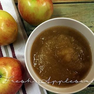 Fresh Applesauce - Instant Pot