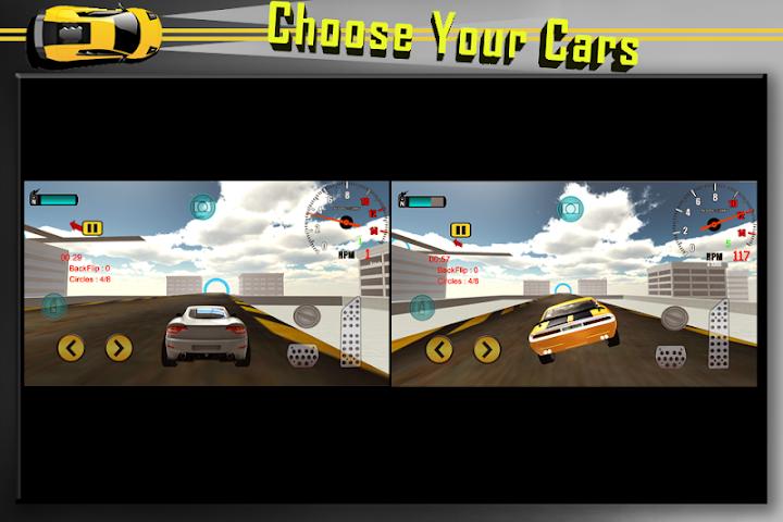 android Car Stunts Extreme Sim Screenshot 4