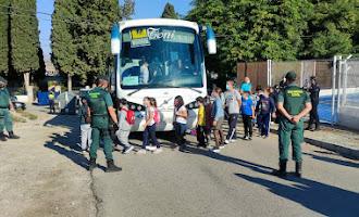 Día de simulacro ante terremoto en Huércal-Overa