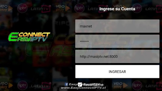 EASY CONNECT IPTV 1.4.3