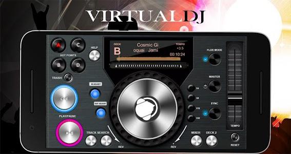 Virtual DJ Mixer 8🎛 Djing Song Mixer & Controller 6 07 + (AdFree
