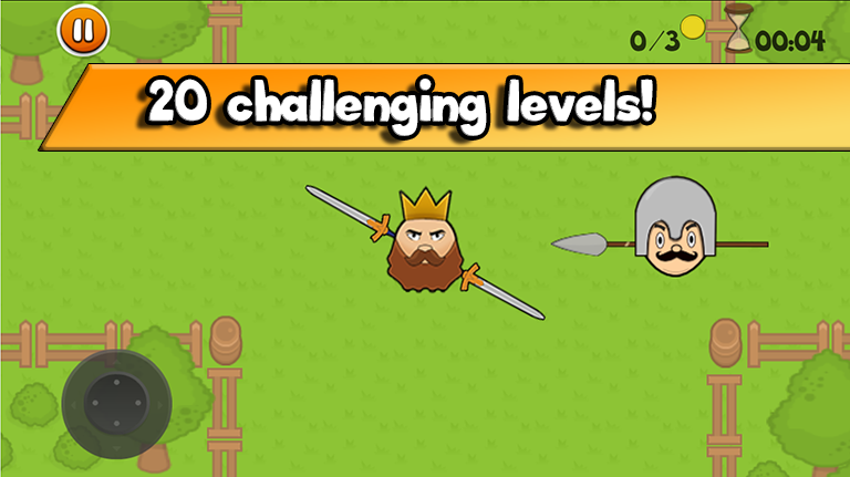 King's Swing- screenshot