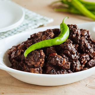 Filipino Food Recipe – Dinuguan.