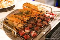 採蝦大盜 水道泰國蝦燒烤火鍋吃到飽