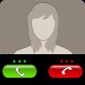 Fake Call Joke icon
