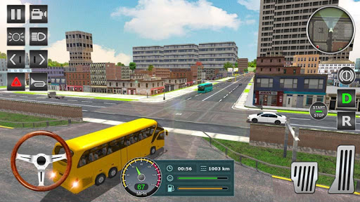 Real Coach Bus Simulator 3D 1 screenshots 3