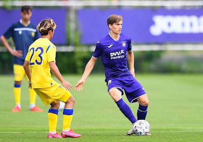 Officiel: Sieben Dewaele prêté par le Sporting d'Anderlecht
