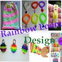 Rainbow Loom Design icon