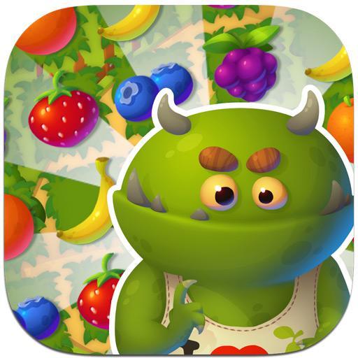 Fruit Yard: Match 3 Mania 解謎 App LOGO-硬是要APP