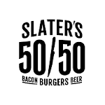 Logo for Slater's 50/50 Hermosa Beach