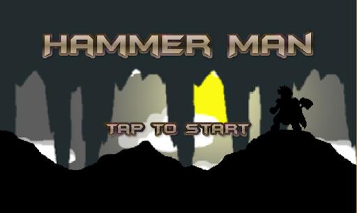 Hammer Man  captures d'écran 1