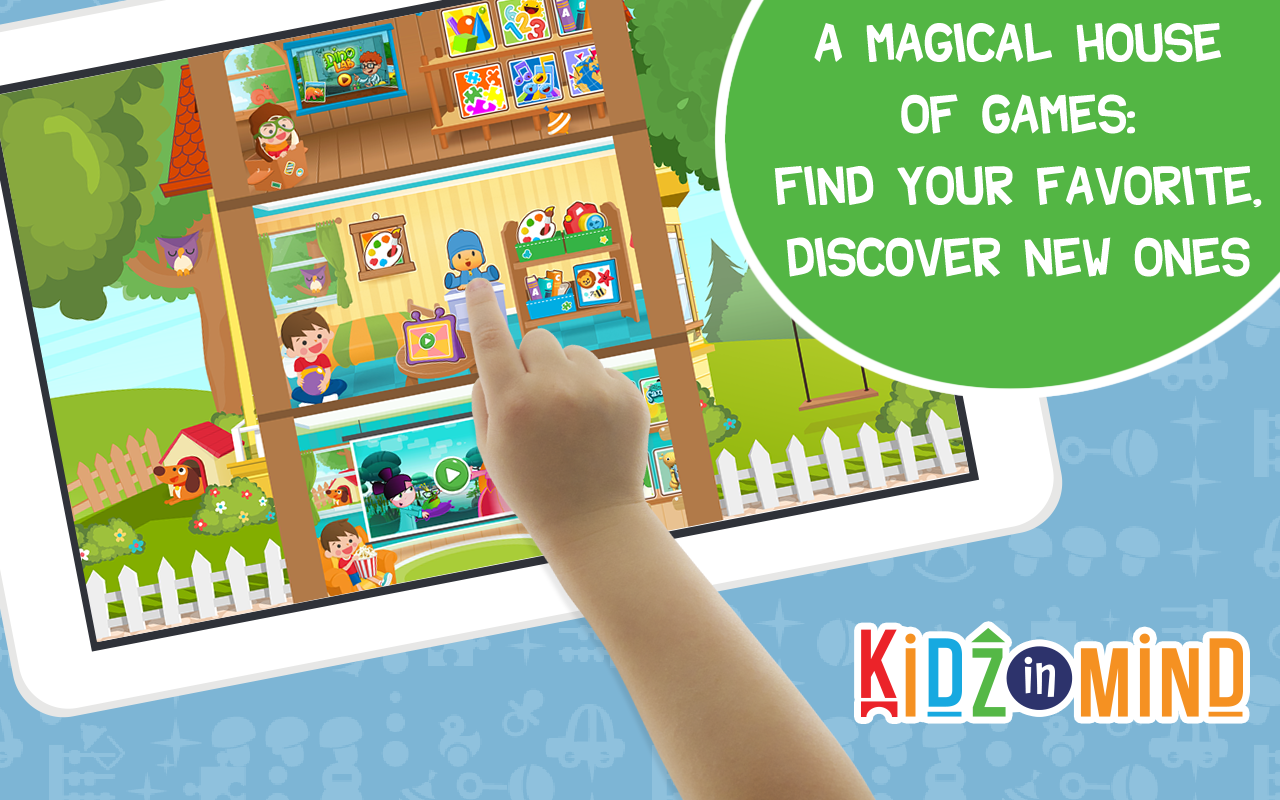 KidzInMind – Educational Summer App for children- screenshot