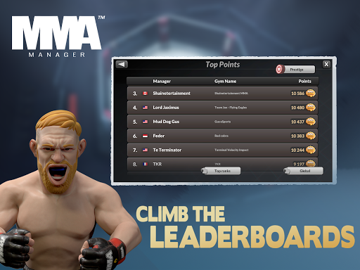 MMA Manager 0.32.3 screenshots 14