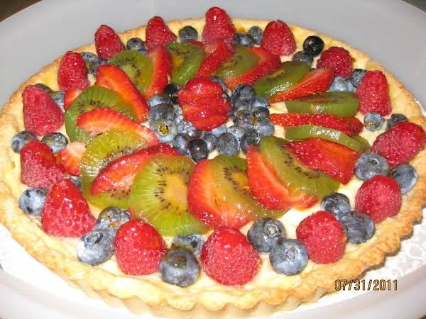 Fruit Surprise Tart Recipe