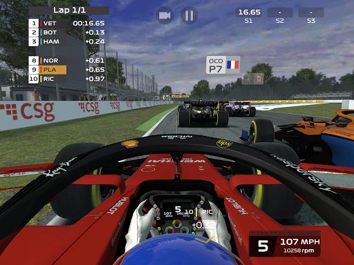 F1 Mobile Racing screenshots 12