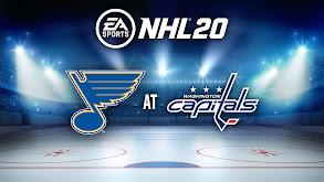 NHL 20: St. Louis Blues at Washington Capitals thumbnail