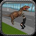 Dino Simulator City Rampage icon