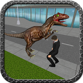 Dino Simulator City Rampage