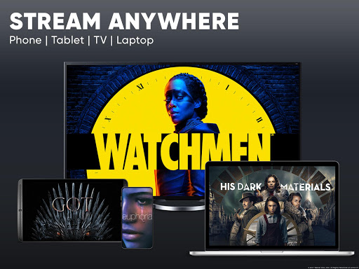 HBO NOW: Stream TV & Movies screenshot 13