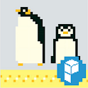 Emperor Penguin Launcher Theme icon