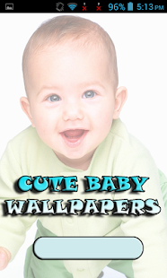 Cute baby wallpaper apps on google play screenshot image voltagebd Image collections