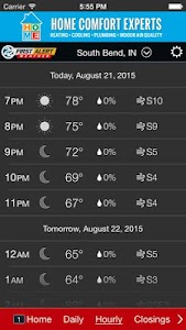 WSBTweather – WSBT-TV is proud to announce a new weather app