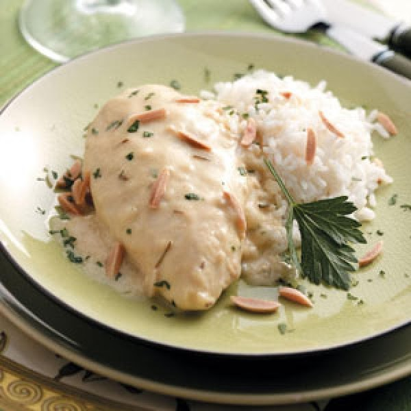 Crock Pot Lemon Chicken Breasts Recipe