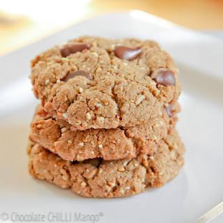 Awesome Choc Chip Protein Bombs