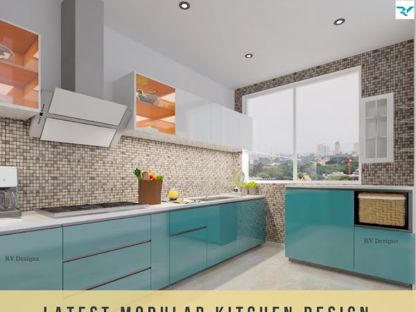 Rv Dezigns Modular Kitchen Wardrobes Home Interior In Gurgaon