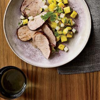 Pork Tenderloins Fresh Pineapple Recipes