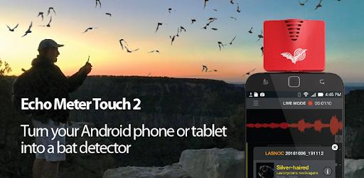 Echo Meter Touch Bat Detector, Recorder & Analyzer – Apps on