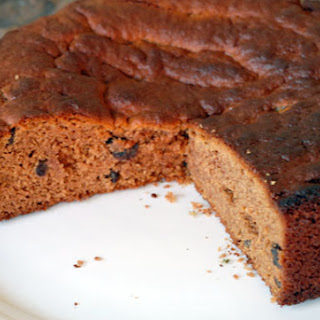 Paleo Honey Cake.