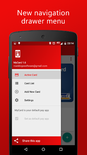 Download: MyCard - NFC Payment APK Hack - Android Apps