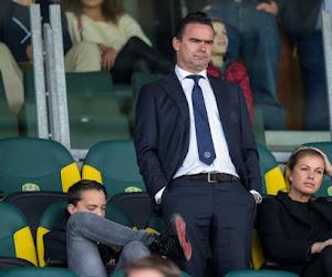 Marc Overmars gaat zo goed als zeker weg bij Ajax Amsterdam