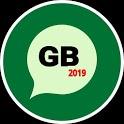 GB MESSENGING APP: new version 2019 icon