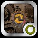 Steampunk Solo Launcher Theme icon
