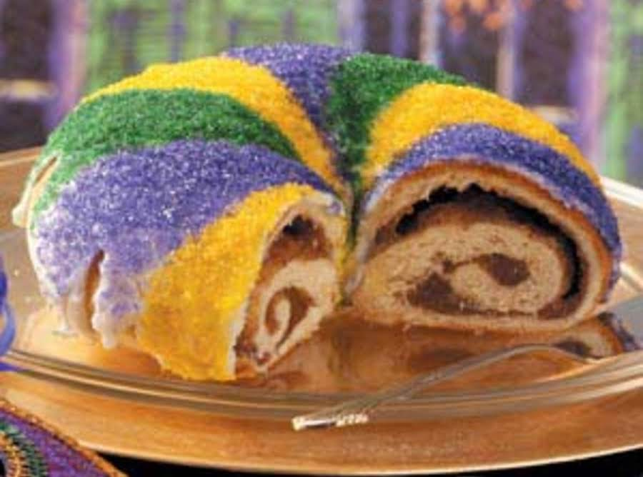 King Cake With Good Filling