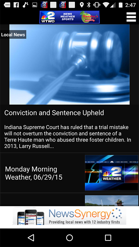NBC 2 News- screenshot
