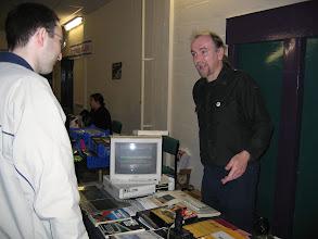 Photo: Simon N Goodwin's QL stand