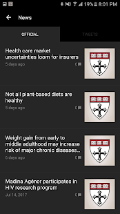 Public Health News- screenshot thumbnail